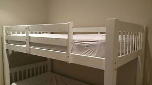 Single bed with sealy mattress Norwood Norwood Area Preview