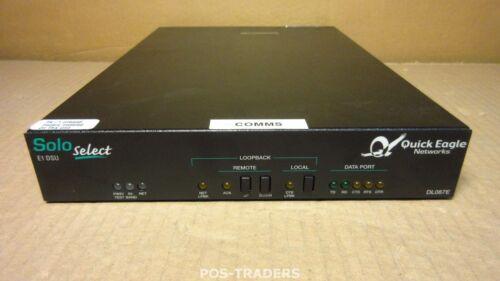 QUICK EAGLE E1 DSU DL087E 75B Solo Select intelligent access unit SNMP
