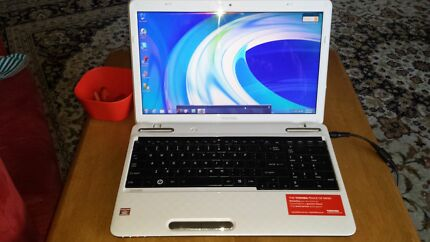 "Toshiba laptop l750D 1.9Ghz 6GB 500GB Dual Graphics 15.6"" Hdmi  Dernancourt Tea Tree Gully Area Preview"
