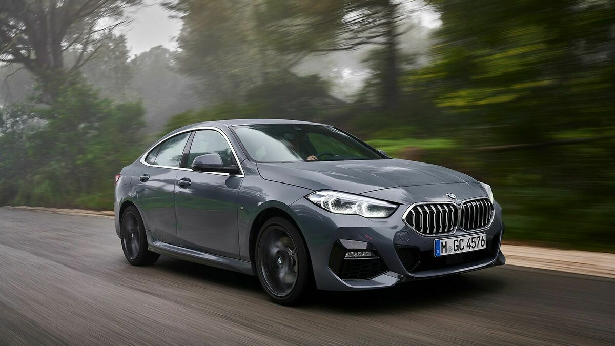2020 BMW 220D Xdrive Performance and New Engine