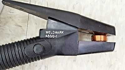 Weldmark 4500-1 Carbon Arc Gouging Torch W 12 Cable Assy - New Made In Usa