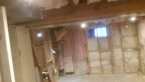 Drywall mud and taping ceilings ect Cambridge Kitchener Area image 5