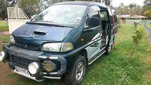 Delica 96 swb high 4m40t 2.8 diesel wrecking.most parts $50-$100 Pittsworth Toowoomba Surrounds Preview