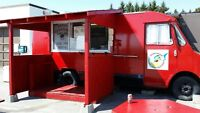 CHIP TRUCK for sale