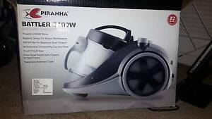 Piranha Vacuum 2400W Bagless South Yarra Stonnington Area Preview