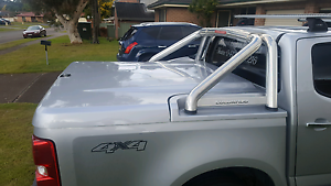 Swap Holden RG Colorado Hardlid and Sports bar for Canopy Raymond Terrace Port Stephens Area Preview