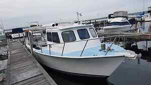 34 ft ward ex cray boat Stoneville Mundaring Area Preview