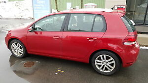 2011 volkswagon golf