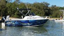Quintrex 600 offshore Helensvale Gold Coast North Preview