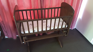 Rocking baby cradle Bolwarra Maitland Area Preview