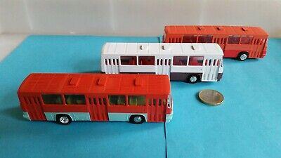 S604 H0 1:87 3 Stück Ikarus 260 DDR Ostauto Ostbus ses Bus Modellbus FARBEN ! online kaufen