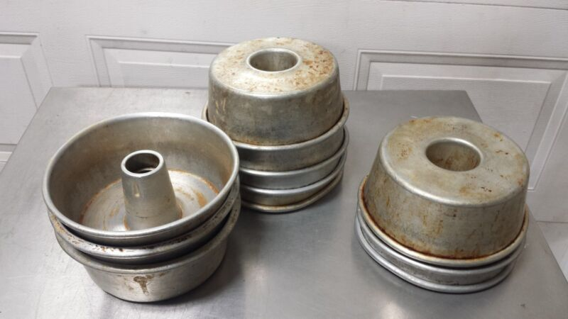 """Angel Food Pans - 10"""" - Lots of 10"""