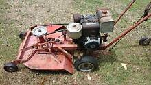 Heavy Duty Mower / Slasher, self propelled, 8 Hp Rover model 4148 Victoria Point Redland Area Preview