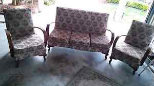 3 seater plus 2 single chair lounges Manly Brisbane South East Preview