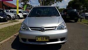 2003 TOYOTA ECHO SEDAN AUTOMATIC IN IMMACULATE CONDITION Guildford Parramatta Area Preview