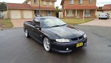 2002 Holden Commodore Ute VU URGENT SALE Horningsea Park Liverpool Area Preview