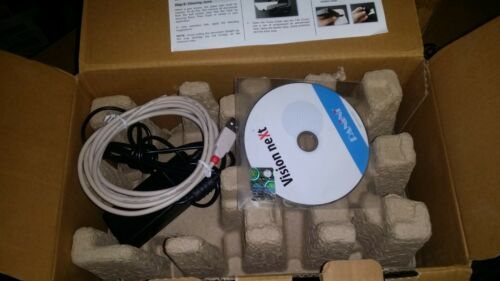 Panini Vision Next USB Check Scanner open box