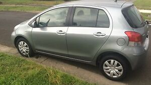 2008 Toyota Yaris Hatchback,2nd lady owner,RWC,42000km. Meadow Heights Hume Area Preview