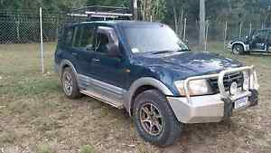 Misubishi Pajero NM 2002 dual fuel fully equipped  for travelling Brisbane City Brisbane North West Preview