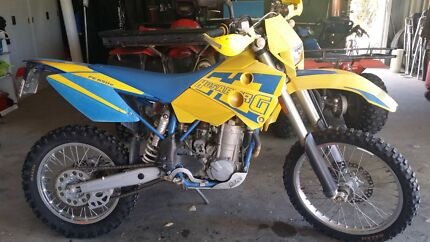 Husaberg fe650 Kelso Townsville Surrounds Preview