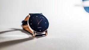 Quartz powered watch, rose gold, wrist watch brand new Melbourne CBD Melbourne City Preview