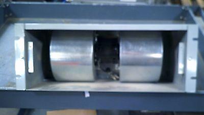 Kooltronic Kp701a Rackmount Twin Blower Fan Unit 115v 5060hz