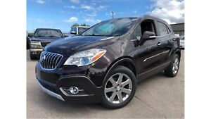 2014 Buick Encore Leather AWD NAVIGATION MOONROOF 4 NEW TIRES