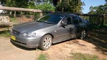 2003 Ford Falcon BA LPG 11 months rego Hillville Greater Taree Area Preview