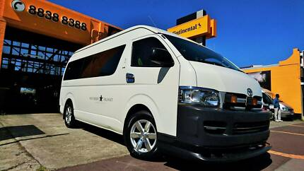 """(Toyota Hiace) G.MAX 16"""" Titan + 215/65-16C Tyre Package"""