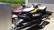 Seadoo Jetski's GTR and Spark Mackay Mackay City Preview
