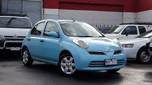 2008 NISSAN Micra CITY Hatch *** LOW KMS *** $7,450 DRIVE AWAY Footscray Maribyrnong Area Preview