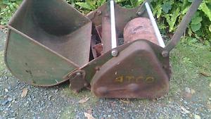 Old roller reel mower Aldgate Adelaide Hills Preview