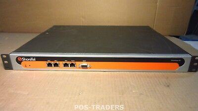 SHORETEL Shoregear 40/8 SG-8 VOIP up to 40 IP phones Voice Switch 600-1028-23