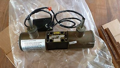 Parker D1vw004cnjeo Hydraulic Directional Control Valve New Old Stock