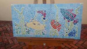 Mosaic - Fishes Glenelg Holdfast Bay Preview
