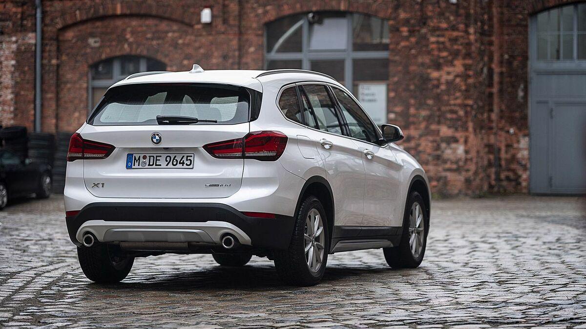 2020 BMW X1 Spesification
