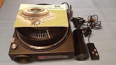 Проекторы для показа Kodak Carousel 800