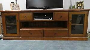 TV unit Solid Wood Meadowbrook Logan Area Preview