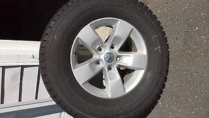 pneux d'hiver neuf avec jantes original dodge ram 1500