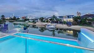 Gold Coast Waterfront Holiday House - Broadbeach Broadbeach Gold Coast City Preview