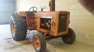 Chamberlain C670 Tractor with rear hydralics Kyneton Macedon Ranges Preview
