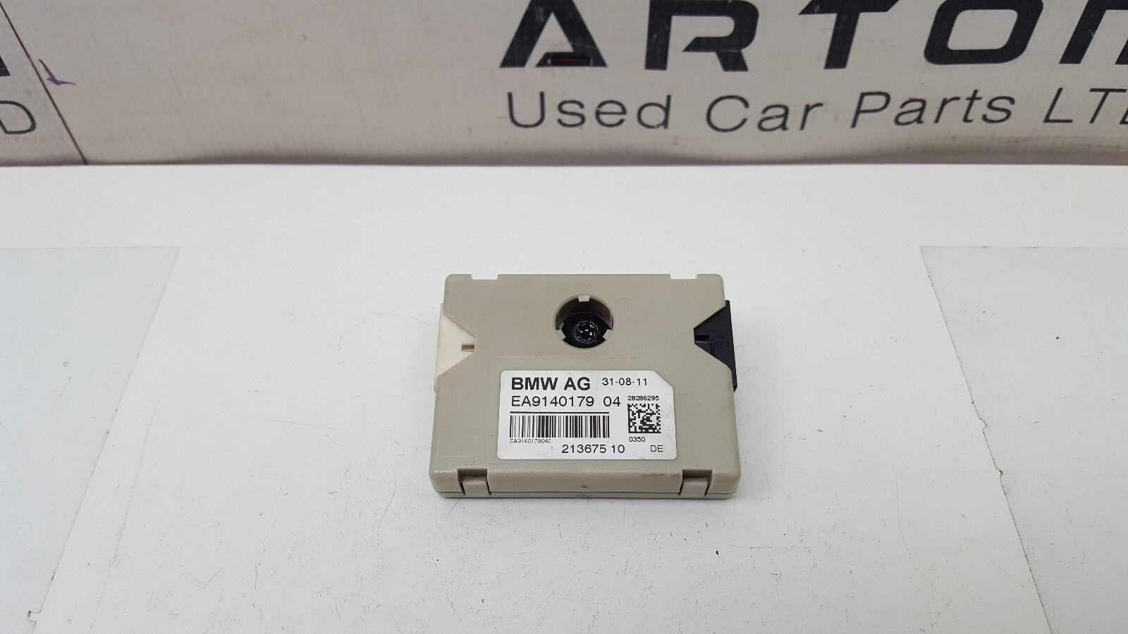 BMW 5 Series F10 Antenna Tuner Amplifier 9140179 / 213675