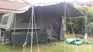 Camper Trailer with Annexe $2400 Mount Barker Mount Barker Area Preview