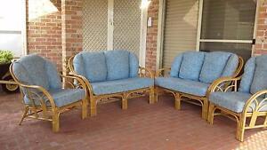 Cane lounge 2 sets. Cabramatta West Fairfield Area Preview