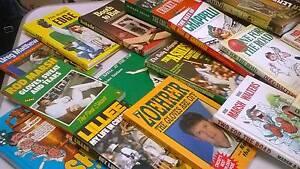 Cricket Book collection Wandi Kwinana Area Preview