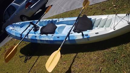 2.5 person kayak