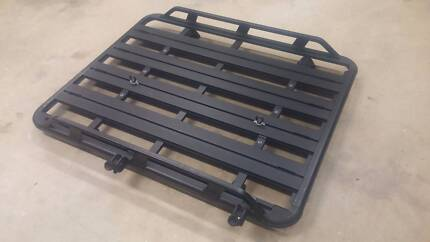 Ford Ranger PX Rhino Roof Rack Stirling Adelaide Hills Preview
