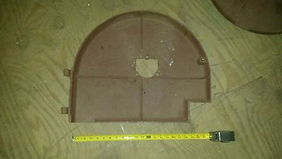 Walker Turner 14 Bandsaw Upper Cover A