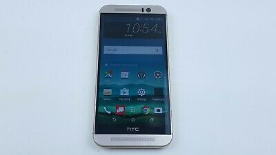 HTC One M9 - 32GB Gold on Silver (Verizon) Smartphone Clean IMEI J3424