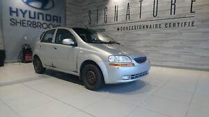 2007 Suzuki SWIFT + S+AUTO+A/C+CRUISE+GRP ÉLECT+MIROIRS CHAU